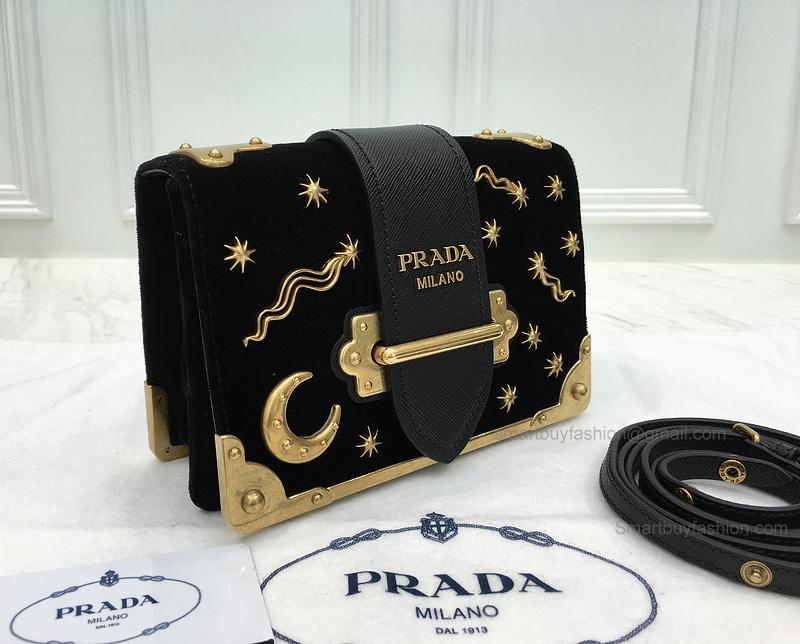 Prada Cahier Astrology Bag Dupe